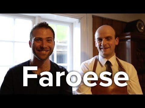 Faroese Language