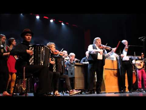 Paltamon Pelimannit & Sibelius Academy Folk Big Band - Poromiehen polkka