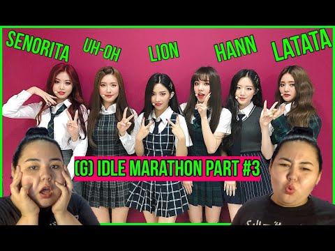 (G) IDLE MARATHON Part 3 (ALL MV)