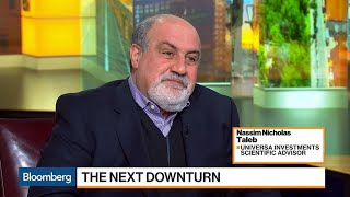 Taleb Says World Is More Fragile Today Than in 2007