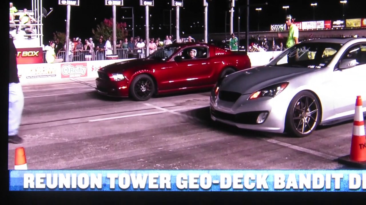 Friday Night Drags - Texas Motor Speedway