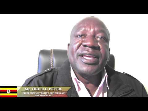 Chief Administrative Officer(CAO ) Zombo District PART2