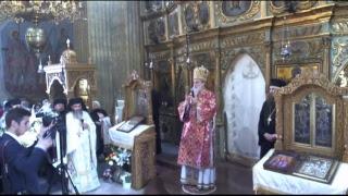 SFÂNTUL MINA 2018 - TRANSMISIUNE ÎN DIRECT - Sfânta Liturghie Arhierească din Mănăstirea Slobozia