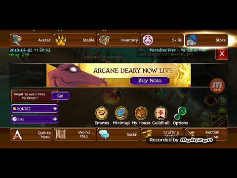 Oh My God .LUCKIEST LOCK OPENING Arcane Legends