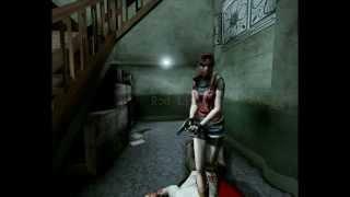 Resident Evil 2 Remake -fan UDK project- part 2