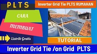 Inverter Grid Tie Pembangkit L…