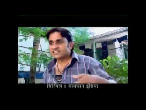 Actor Shiva Kumar   Savdhaan India   Star Bharat Channel