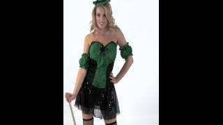 Fever Wicked Witch Light Up Costume Video