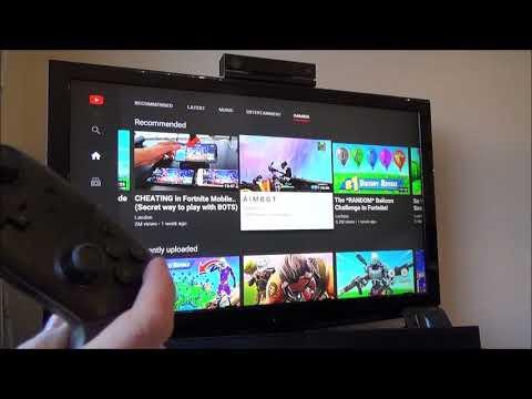 Easy Fix : YouTube Playback Error on Nintendo Switch