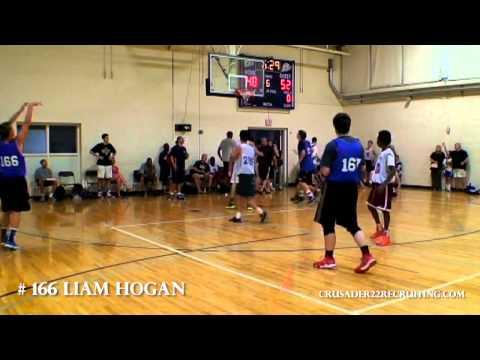 Liam Hogan Academic Basketball Player Profile