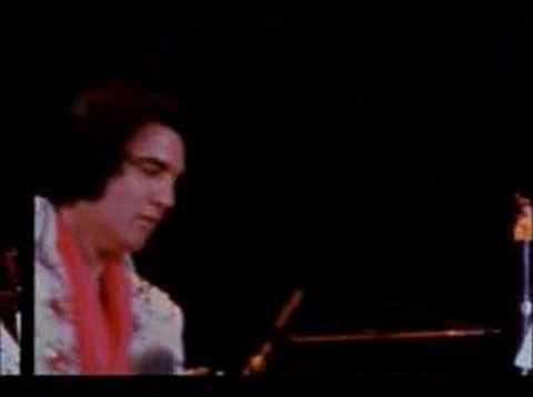 elvis presley-never been to spain (elvis on tour 1972)