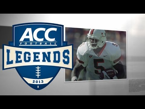 Edgerrin James, Miami | ACC Legends