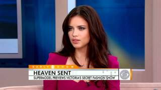 Victoria's Secret Angel Adriana Lima thumbnail