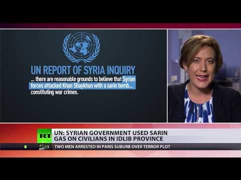 UN blames Syria for sarin attack despite inconclusive OPCW findings