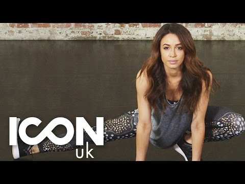 Quick After Workout Cool Down | Danielle Peazer