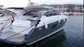 SOLD - 2012 Princess V39 sports yacht