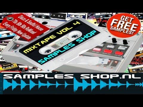 Samples Shop Live Radio Show MixTape Vol 4.