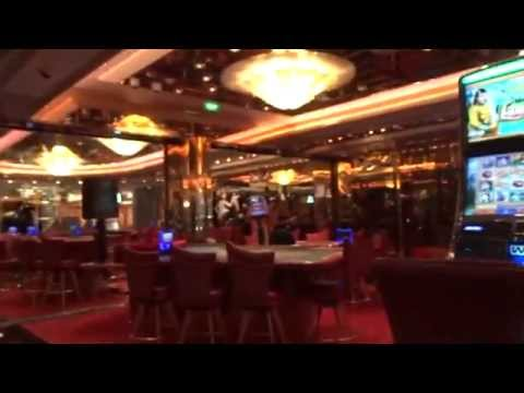 Freedom of the Seas Casino Tour