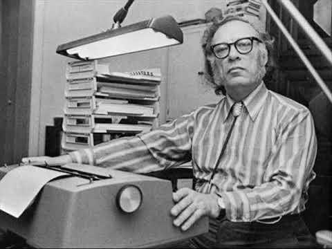 Isaac Asimov talks about Big Brother