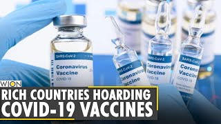 Nine out of 10 people in dozens poor nations could miss on getting vaccinated against covid-19 next year because rich countries have hoarded far more ...