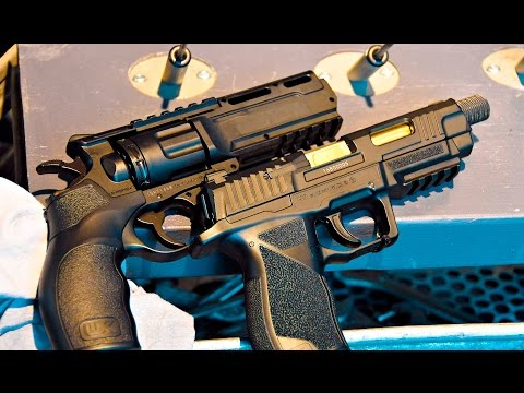 Walther-Umarex 2016 New Air Pistols