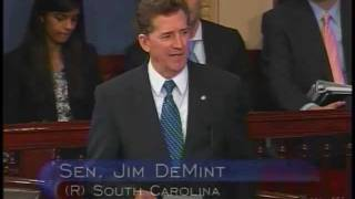 DeMint: Term Limits Needed To End Corruption In Washington