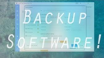 EaseUS ToDo Backup! Best Back Up Software!