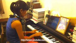 Rehab (Amy Winehouse) - Piano Cover