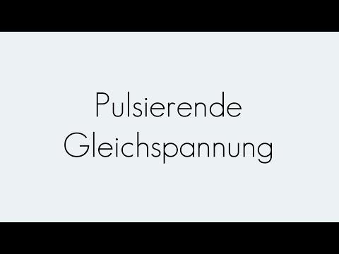 Pulsierende Gleichspannung | Gleichrichter | Begriffserklärung
