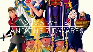 岡山市にあるインターナショナルスクールで行なわれた発表会「白雪姫」...