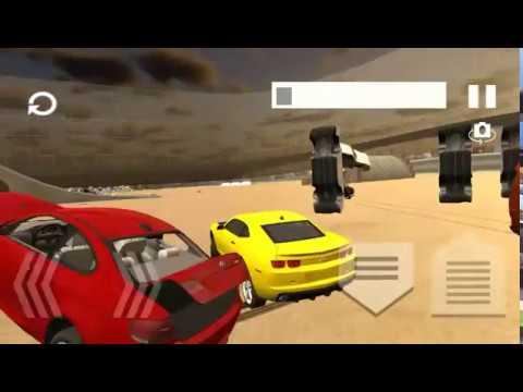 Car Crash Simulator Racing Beam X Engine Online - Android Gameplay ...