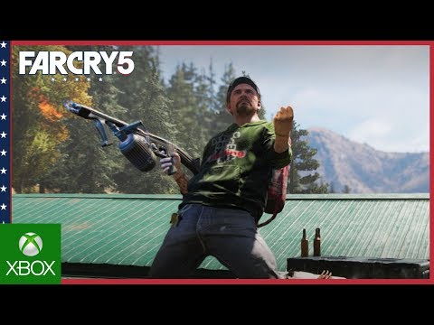 Far Cry 5: The Resistance | Trailer