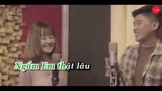 KARAOKE | Mashup 41 Hit V-Pop | (beat) | Rôn Vinh x Thao Phạm |