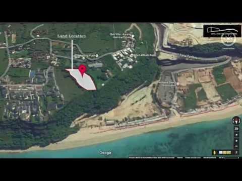 Pandawa Beach Bali Land Survey