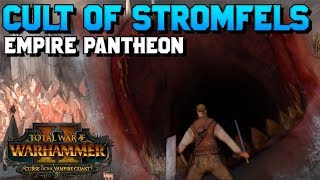 Empire Pantheon: Cult of Stromfels - Lore, History, and Stricture | Total War: Warhammer 2