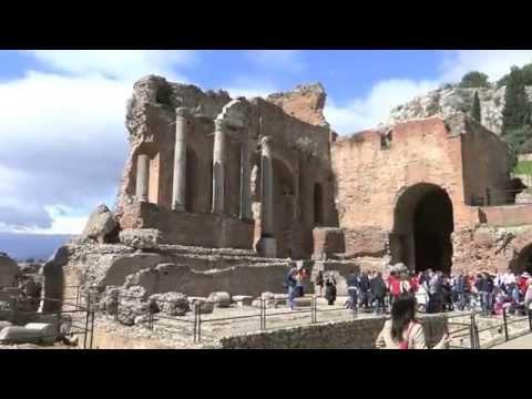 Taormina and Mount Etna Sicily Tour