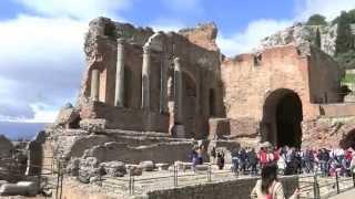 Taormina and Mount Etna Sicily Tour Top 10 Video