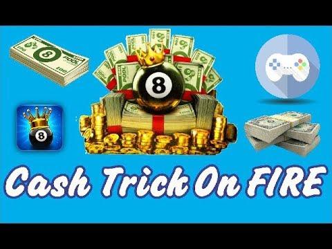 8 Ball Pool Cash Trick 2017 - 100% Working ( Legal trick )