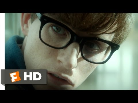 The Theory of Everything (2/10) Movie CLIP - It's Called Motor Neurone Disease (2014) HD streaming vf