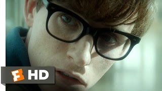 The Theory of Everything (2/10) Movie CLIP - It's Called Motor Neurone Disease (2014) HD