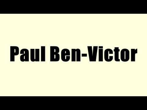 Paul BenVictor