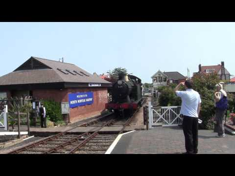 North Norfolk Railway - Sheringham Station