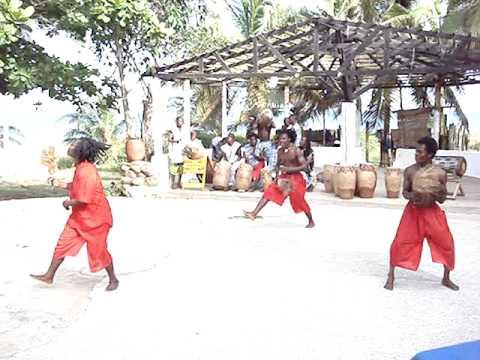 Kokrobite Dance and Music Ensemble (Ghana Music and Dance)