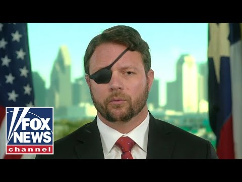 Dan Crenshaw: Ilhan Omar should 'absolutely' be fired