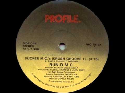 Run-D.M.C. - Sucker M.C's (Krush Groove 1) (1983)