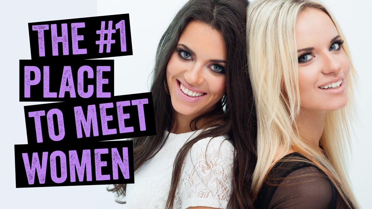 Where To Meet A Woman