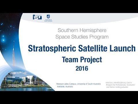 Stratospheric Balloon Launch - SHSSP16