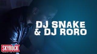 DJ SNAKE AVEC DJ RORO dans la Radio Libre