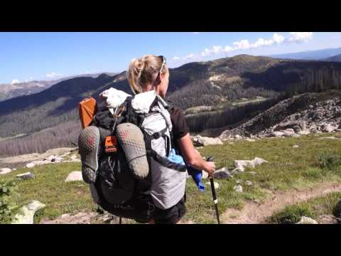 Hiking the Continental Divide Video 70 (Southern San Juan Mountains Part VII)