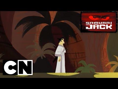 Samurai Jack - Jack Vs. The Ninja (Clip 1)